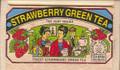 Strawberry Green Tea Bags