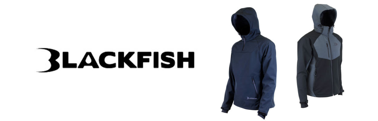 Blackfish fishing gear in stock now