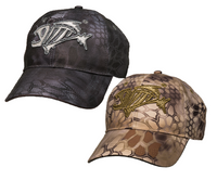 G. Loomis Kryptek Camo Fishing Hats, Black & Brown