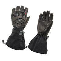 Striker Ice Combat Leather Ice Fishing Gloves