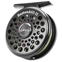 Orvis Battenkill Click and Pawl Fly Fishing Reel (Size I - Size III)