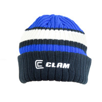 Clam Outdoors Knit Ice Fishing Stocking Hat