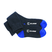 Clam IceArmor Merino Wool-Blend Ice Fishing Socks