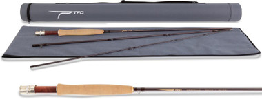 Temple Fork Outfitters TFO Finesse Trout GLASS Series Fly Fishing Rod
