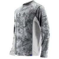 Huk Men's Icon Camo Long Sleeve Shirt H1200143