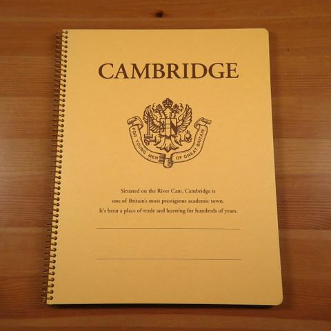 Kyokuto Cambridge Notebook