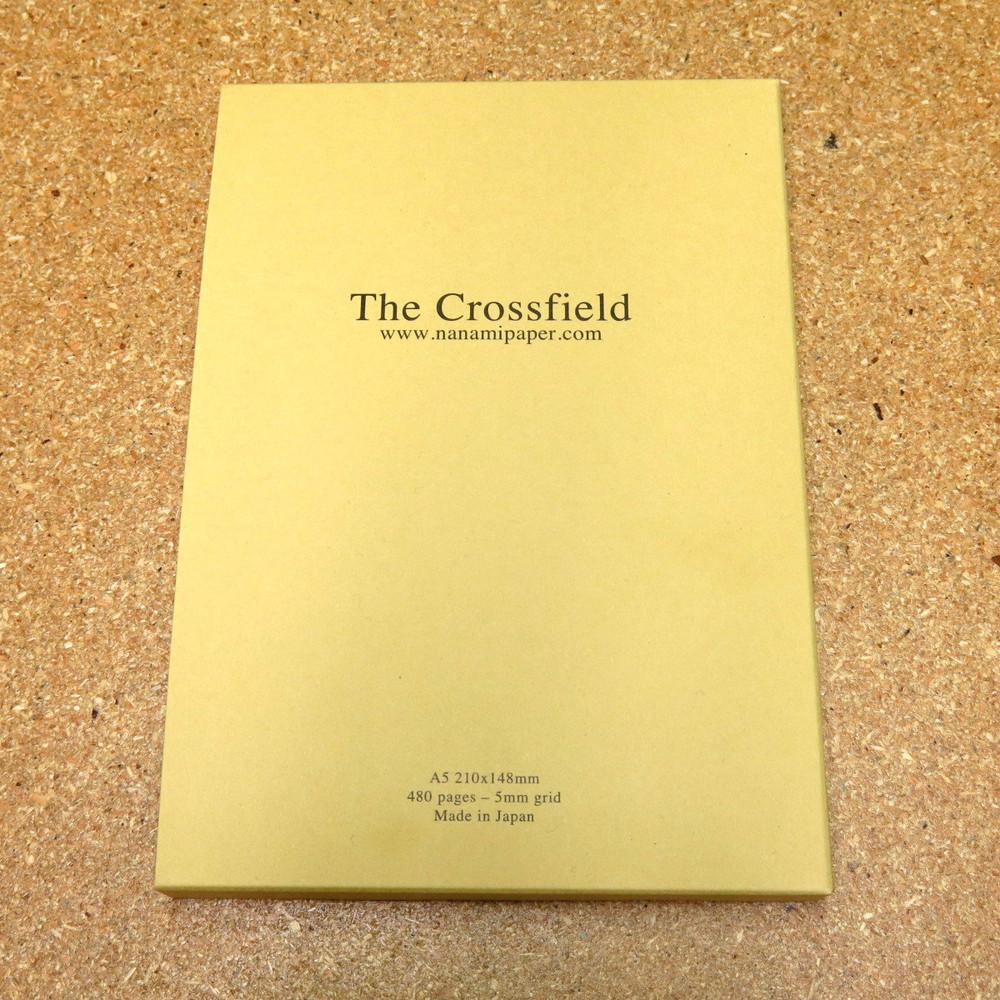 Seven Seas Crossfield Tomoe River Notebook