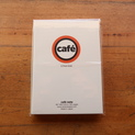 Cafe Note A6 3rd Ed. 384 Pgs NEW TRP