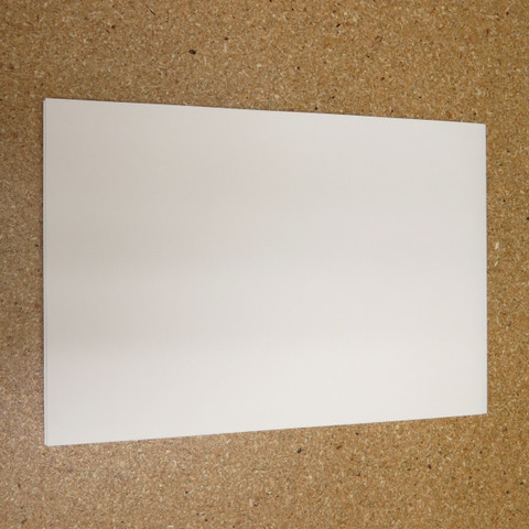 Plain pad - no lines