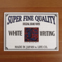 LIFE White Writing Pad Ruled L311