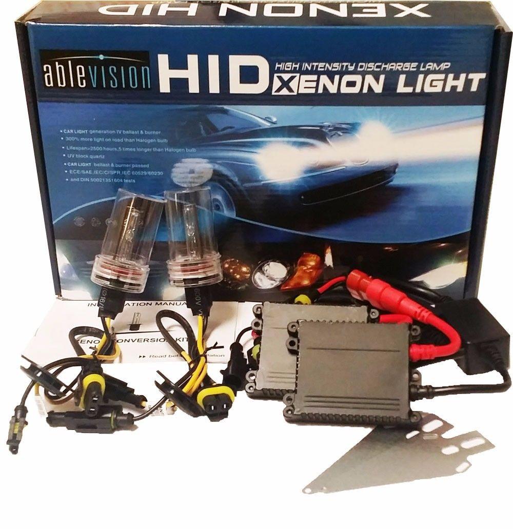 H10 HID conversion kit Xenon 4300K 6000K 8000K 10000K