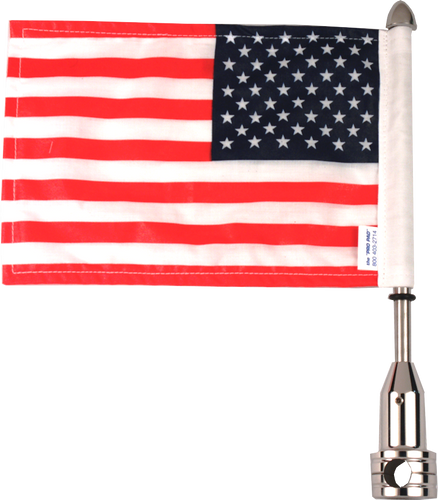 "Tour Pak 5/8"" Fixed Flag Mount"