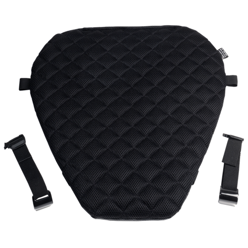 SuprCruzr Quilted Diamond Mesh Gel Seat Pad