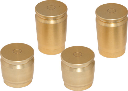 Billet Docking Station Cap - Shell Casing