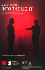 James Turrell Poster 2002