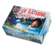 """It's so important to do something every day that will make you happy."" Whenever you're feeling Prussian Blue, pick yourself up! The Joy of Bathing with Bob Ross is an inspiring soap to make your world better. As Bob Ross said, ""All it takes is just a little change of perspective and you begin to see a whole new world.""  Ingredients: vegetable soap base, glycerine, shea butter, cocoa butter, olive oil, grapeseed oil, organic oatmeal, fragrance"