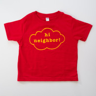 Otto Finn Hi Neighbor Toddler T
