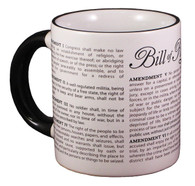 Disappearing Civil Liberties Changing Mug