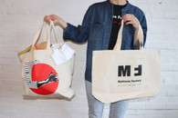 MF Red Dot Tote