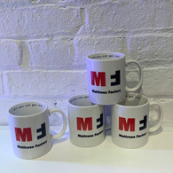 Mattress Factory Logo Mug