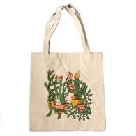 Everyday Balloons Plant Friends Tote Bag