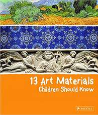 13 Art Materials Everyone Should Know