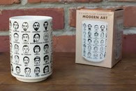 It's Hard to Get a Handle on Modern Art Mug
