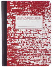 Decomposition Book, Brick in the Wall