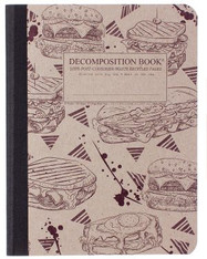 Decomposition Book, Sandwich Arts