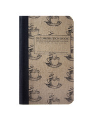 Pocket Decomposition Book, Coffee Cup