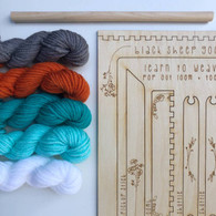 DIY Tapestry Kit, Groove