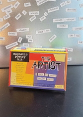 Magnetic Poetry Kit - The Artist Edition
