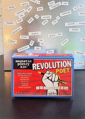 Magnetic Poetry Kit - The Revolution Edition