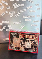 Magnetic Poetry Kit - Suffragette Edition