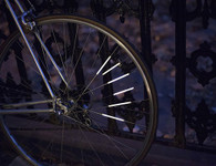 Bike Spoke Reflectors