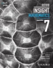 Oxford Insight Mathematics 7 (Student Book + oBook + Assessment)