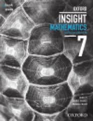 Oxford Insight Mathematics 7 (Student Book + oBook + Assessment)