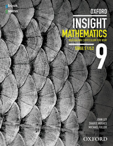 Oxford Insight Mathematics 9 NSW Australian Curriculum: Stages 5.1-5.2