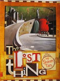 The Lost Thing - Shaun Tan