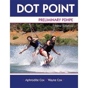 Dot Point Preliminary PDHPE