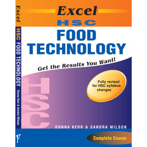 Excel HSC Food Technology