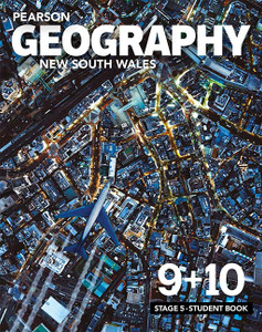 Pearson Geography NSW Stage 5 Student Book (Includes ebook resource)