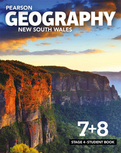 Pearson Geography NSW Stage 4 Student Resource (includes ebook resource)