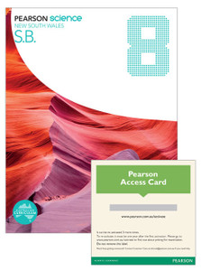Pearson Science NSW 8 AC (SB/eBook 3.0) Combo Pack