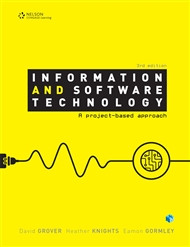 Information & Software Tech: Project Based-Student Textbook (3E)