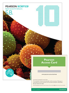 Pearson Science NSW 10 AC (SB/eBook 3.0) Combo Pack