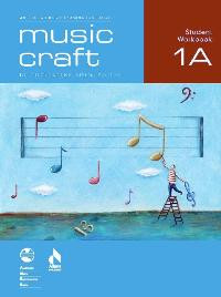 Music Craft Student Workbook 1A and CDs