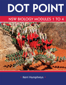 Dot Point NSW Biology Modules 1-4