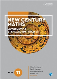 New Century Maths 11 Standard Pathway 2 (Prent/ebook4) (4E)