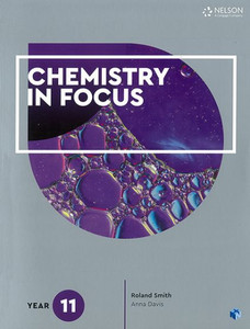 Chemistry in Focus Year 11 (Print/Digital)